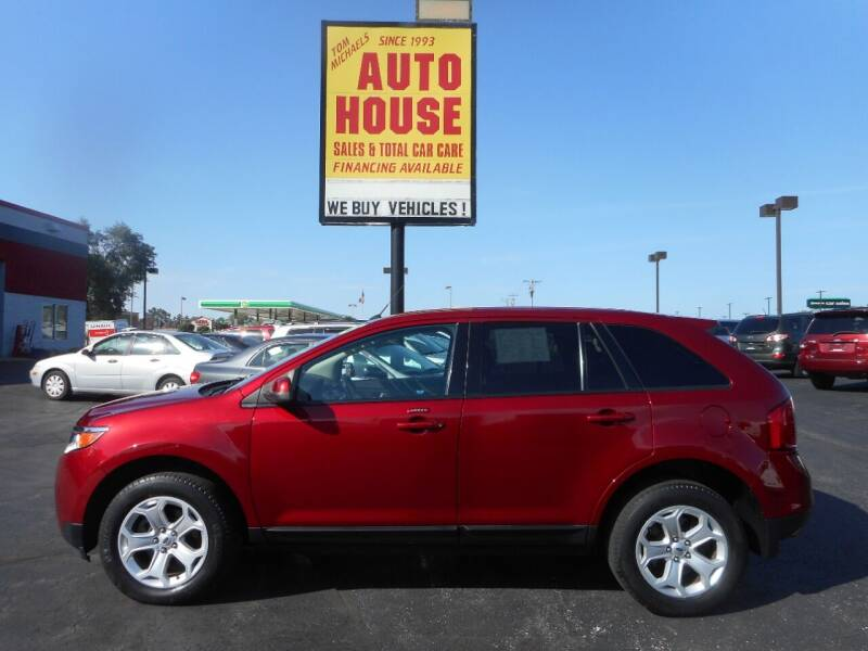 2014 Ford Edge for sale at AUTO HOUSE WAUKESHA in Waukesha WI