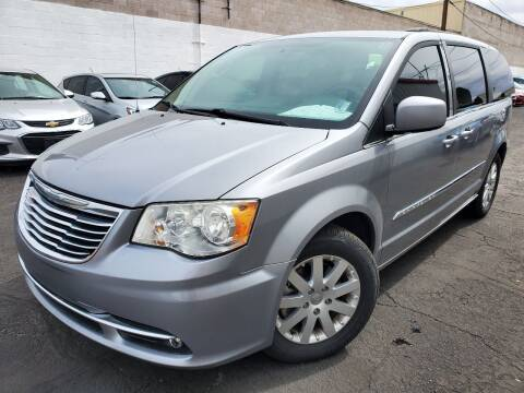 2014 Chrysler Town and Country for sale at Auto Center Of Las Vegas in Las Vegas NV