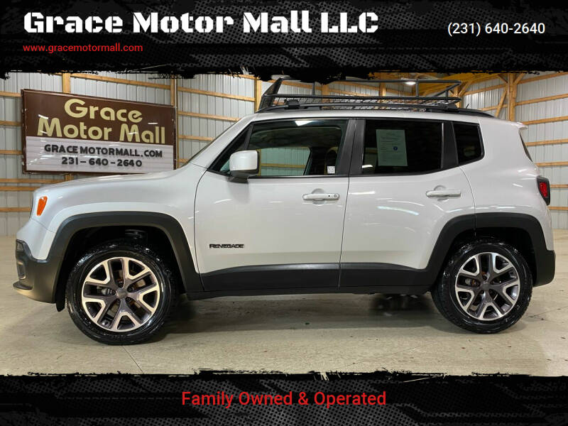 2015 Jeep Renegade for sale at Grace Motor Mall LLC in Traverse City MI