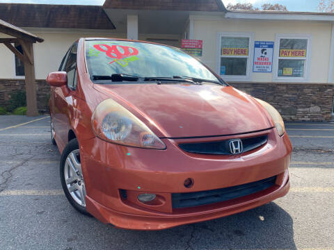 2007 Honda Fit for sale at Hola Auto Sales Doraville in Doraville GA