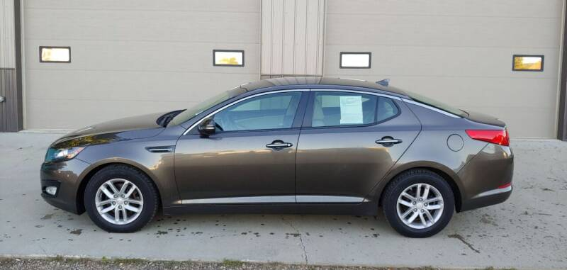 2013 Kia Optima for sale at SS Auto Sales in Brookings SD
