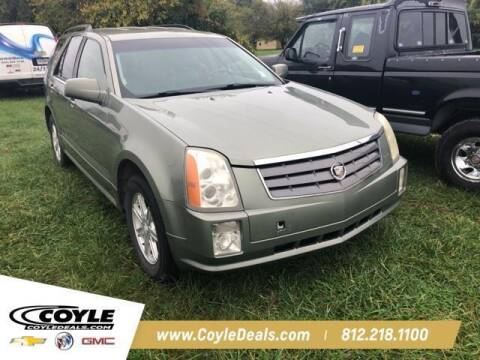 2004 Cadillac SRX for sale at COYLE GM - COYLE NISSAN - New Inventory in Clarksville IN