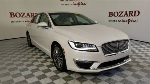 2018 Lincoln MKZ for sale at BOZARD FORD in Saint Augustine FL