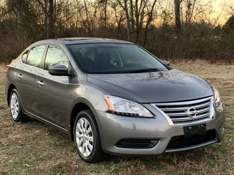 2015 Nissan Sentra for sale at Essen Motor Company, Inc in Lebanon TN