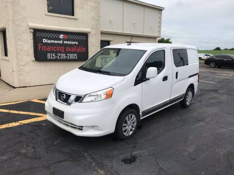 2017 Nissan NV200 for sale at Diamond Motors in Pecatonica IL