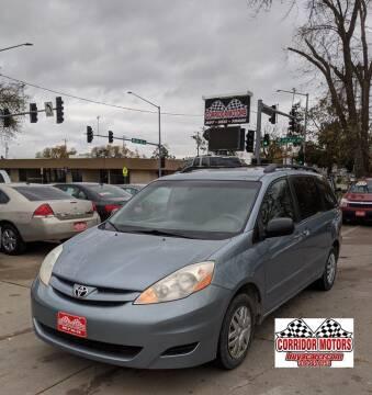 2008 Toyota Sienna for sale at Corridor Motors in Cedar Rapids IA