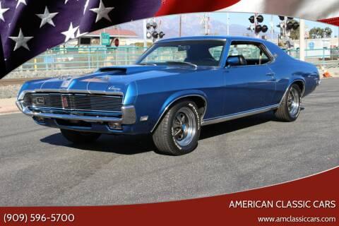1969 Mercury Cougar for sale at American Classic Cars in La Verne CA