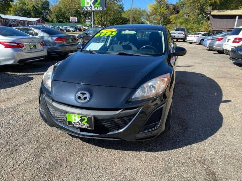 2010 Mazda MAZDA3 for sale at BK2 Auto Sales in Beloit WI