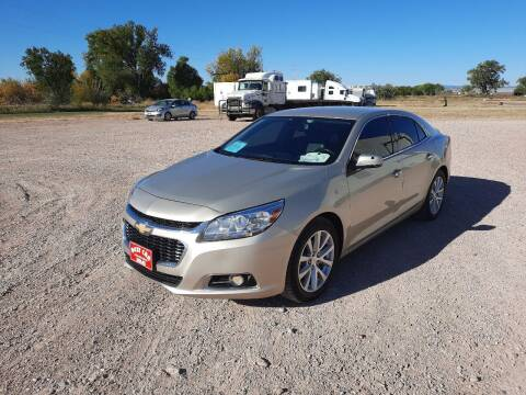 2016 Chevrolet Malibu Limited for sale at Best Car Sales in Rapid City SD