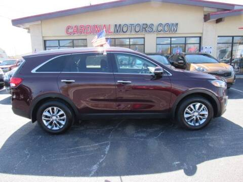 2018 Kia Sorento for sale at Cardinal Motors in Fairfield OH