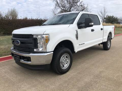 2018 Ford F-250 Super Duty for sale at Taylor Investments in Plano TX