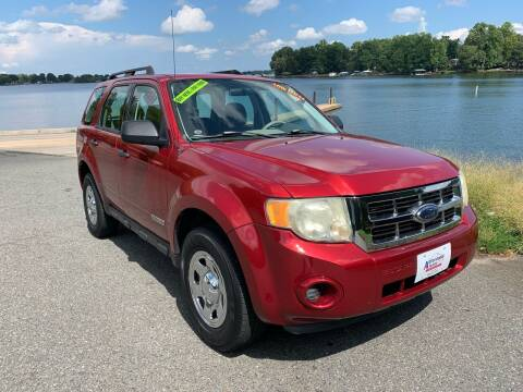 2008 Ford Escape for sale at Affordable Autos at the Lake in Denver NC