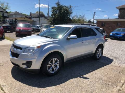 2015 Chevrolet Equinox for sale at ADKINS PRE OWNED CARS LLC in Kenova WV