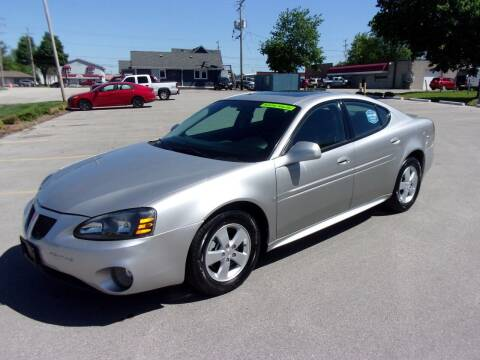 2007 Pontiac Grand Prix for sale at Ideal Auto Sales, Inc. in Waukesha WI