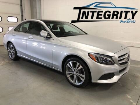 2015 Mercedes-Benz C-Class for sale at Integrity Motors, Inc. in Fond Du Lac WI