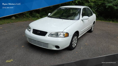 2001 Nissan Sentra for sale at Ryan Motors LLC in Warsaw IN