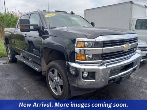 2016 Chevrolet Silverado 2500HD for sale at East Syracuse Performance Sales & Service in Syracuse NY