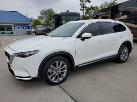 2020 Mazda CX-9 for sale at Kell Auto Sales, Inc - Grace Street in Wichita Falls TX