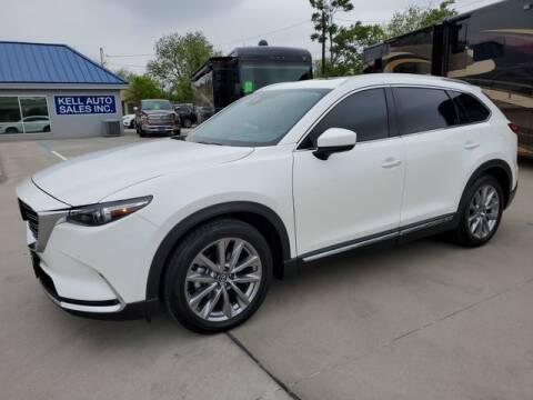 2020 Mazda CX-9 for sale at Kell Auto Sales, Inc in Wichita Falls TX