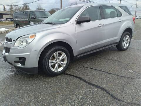 2014 Chevrolet Equinox for sale at Jan Auto Sales LLC in Parsippany NJ