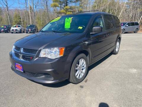 2015 Dodge Grand Caravan for sale at North Berwick Auto Center in Berwick ME