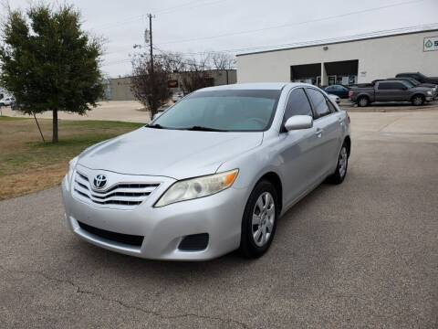 2011 Toyota Camry for sale at Image Auto Sales in Dallas TX