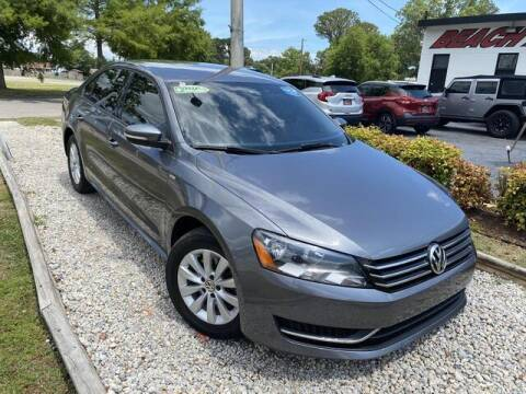 2015 Volkswagen Passat for sale at Beach Auto Brokers in Norfolk VA