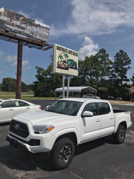2017 Toyota Tacoma for sale at Northgate Auto Sales in Myrtle Beach SC
