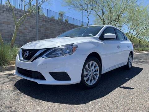 2019 Nissan Sentra for sale at AUTO HOUSE TEMPE in Tempe AZ