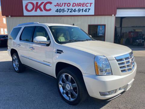 2007 Cadillac Escalade for sale at OKC Auto Direct in Oklahoma City OK