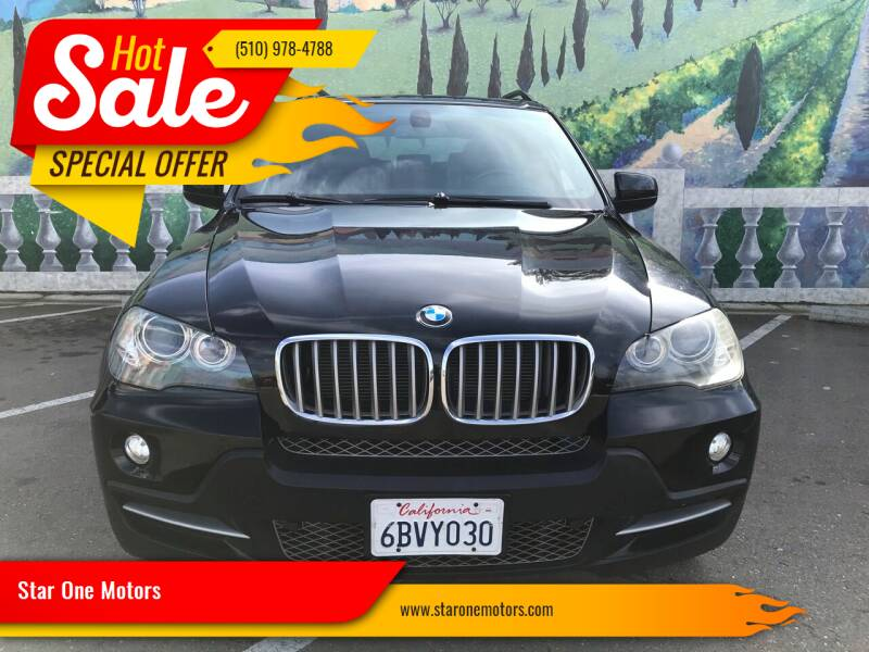 2007 BMW X5 for sale at Star One Motors in Hayward CA