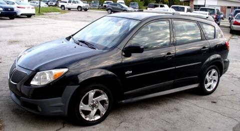 2006 Pontiac Vibe for sale at Angelo's Auto Sales in Lowellville OH