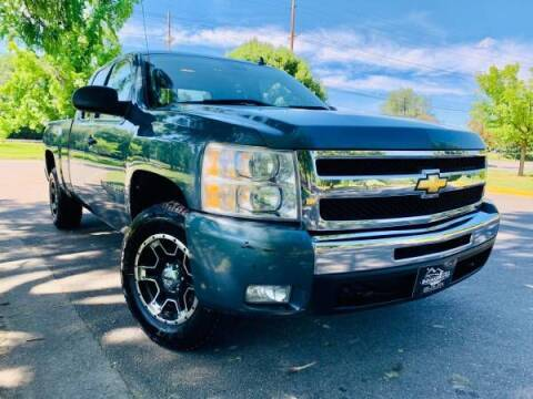 2011 Chevrolet Silverado 1500 for sale at Boise Auto Group in Boise ID