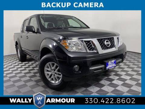 2019 Nissan Frontier for sale at Wally Armour Chrysler Dodge Jeep Ram in Alliance OH