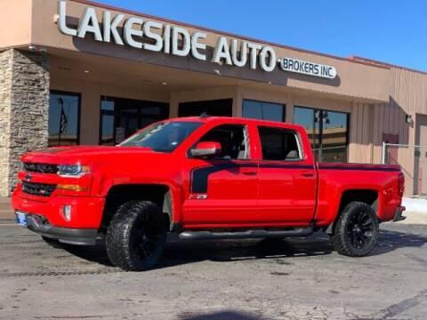 2017 Chevrolet Silverado 1500 for sale at Lakeside Auto Brokers Inc. in Colorado Springs CO