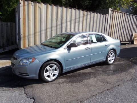 2009 Chevrolet Malibu for sale at Fulmer Auto Cycle Sales - Fulmer Auto Sales in Easton PA