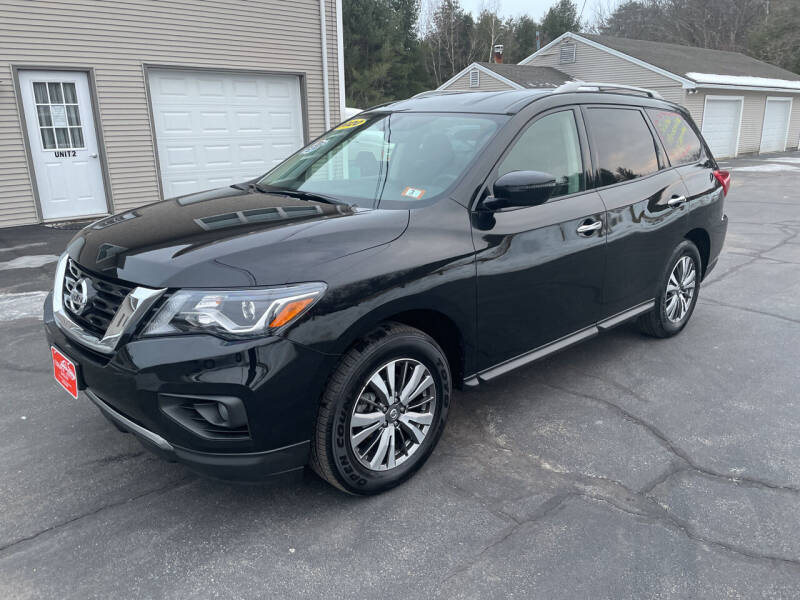2020 Nissan Pathfinder for sale at Glen's Auto Sales in Fremont NH
