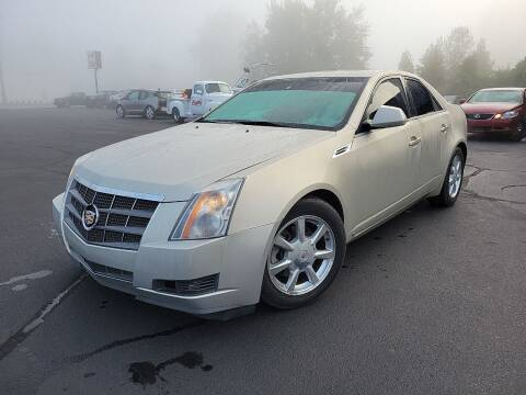 2008 Cadillac CTS for sale at Cruisin' Auto Sales in Madison IN