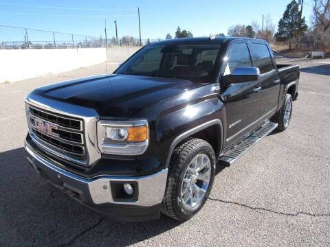 2014 GMC Sierra 1500 for sale at HOO MOTORS in Kiowa CO