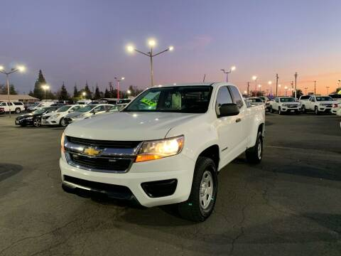 2017 Chevrolet Colorado for sale at Okaidi Auto Sales in Sacramento CA
