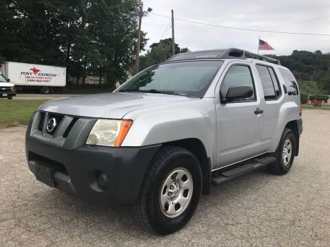 2008 Nissan Xterra for sale at CarsForSaleNYCT in Danbury CT