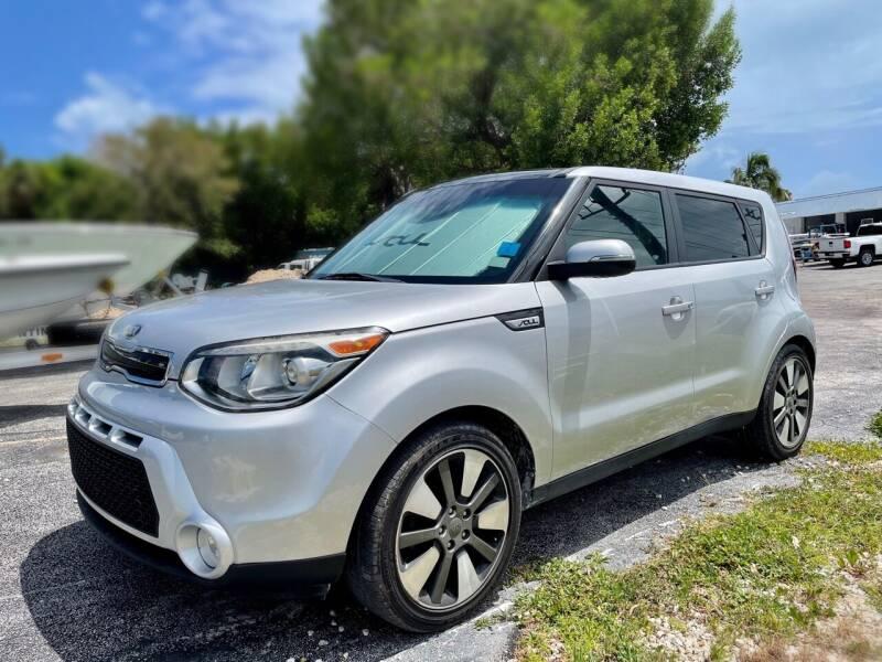 2014 Kia Soul for sale at Key West Kia - Wellings Automotive & Suzuki Marine in Marathon FL