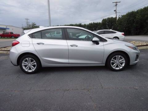 2019 Chevrolet Cruze for sale at DICK BROOKS PRE-OWNED in Lyman SC