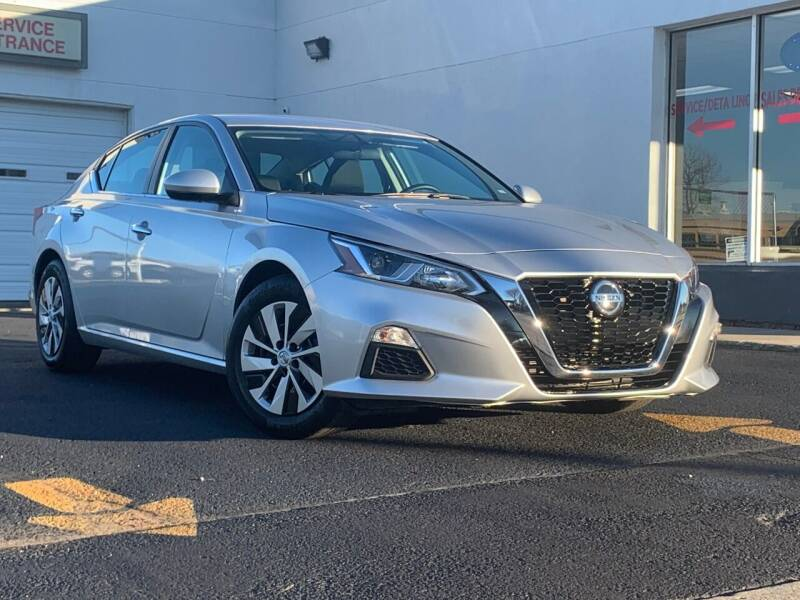 2020 Nissan Altima for sale at HIGHLINE AUTO LLC in Kenosha WI
