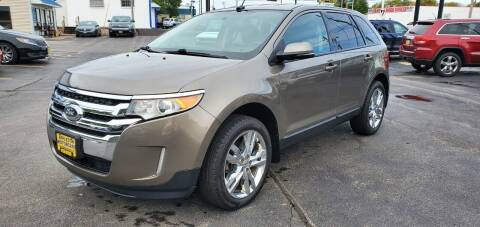 2013 Ford Edge for sale at Appleton Motorcars Sales & Service in Appleton WI