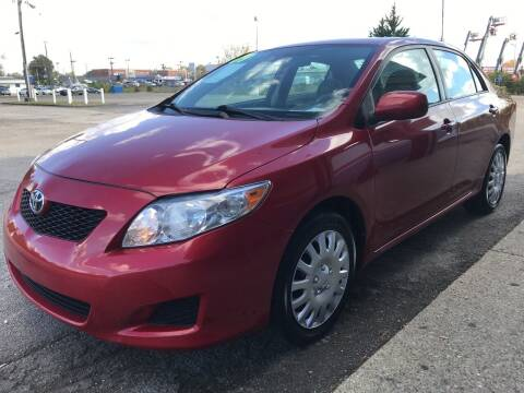 2009 Toyota Corolla for sale at 5 STAR MOTORS 1 & 2 in Louisville KY