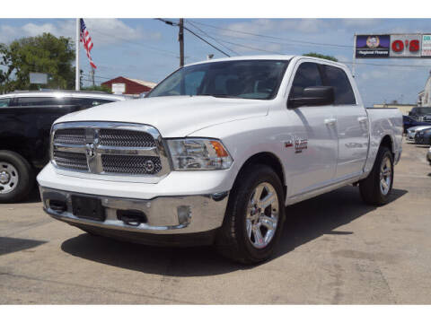 2019 RAM Ram Pickup 1500 Classic for sale at Monthly Auto Sales in Fort Worth TX