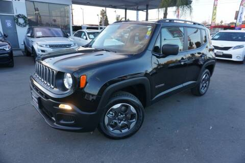 2017 Jeep Renegade for sale at Industry Motors in Sacramento CA