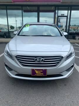 2017 Hyundai Sonata for sale at Kinston Auto Mart in Kinston NC