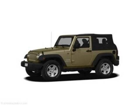 2011 Jeep Wrangler for sale at EDMOND CHEVROLET BUICK GMC in Bradford PA